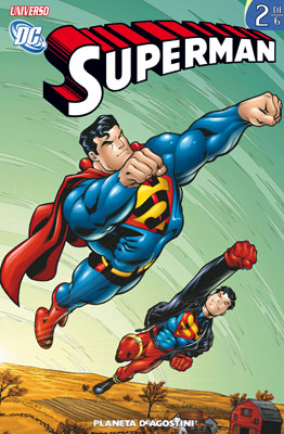UNIVERSO DC - SUPERMAN N.2 (di 6)